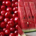 Best Natural Diuretic - Cranberry or Watermelon?