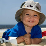 Infant Sunscreen Clothing