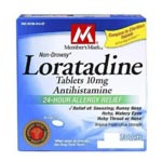 Loratadine Side Effects